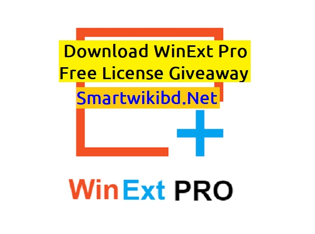 Download WinExt Pro Free License Giveaway 2021 For Windows