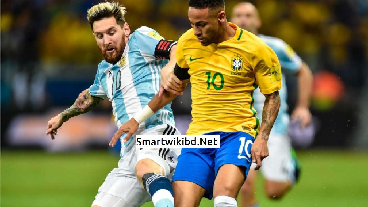 Argentina VS Brazil World Cup Qualifying 2021 Live Match | Watch Live Score & Live Telecast