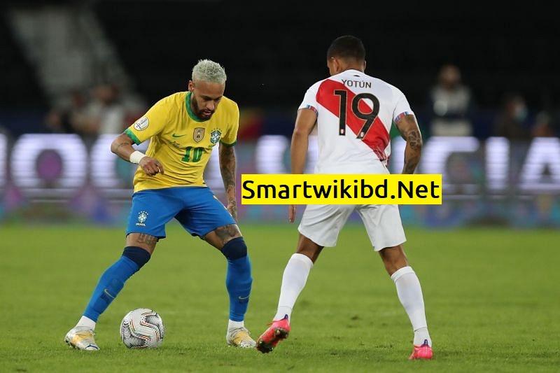Brazil VS Peru Copa America Semifinal 2021 Live Match | Watch Live Score & Live Telecast
