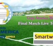 Copa America Final Match 2021 Live Telecast | Watch Live Streaming