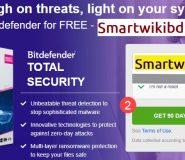 Download Bitdefender Total Security Free License Giveaway 2021-2022