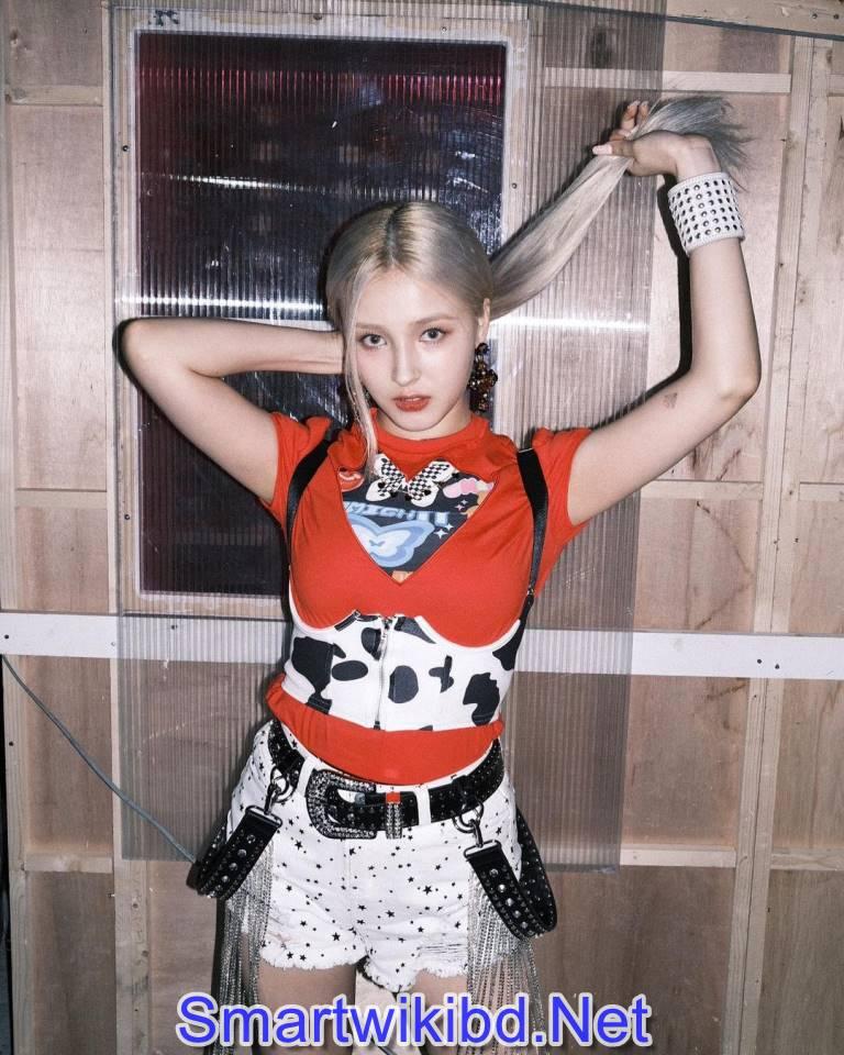 Kpop Singer Nancy Jewel McdDonie Biography Wiki Bra Size Hot Photos 2021-2022
