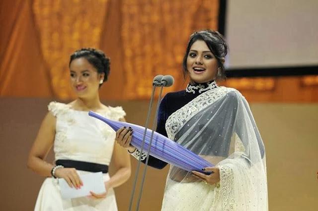 Nusrat Imroz Tisha in APSA Award - 2013 Photos