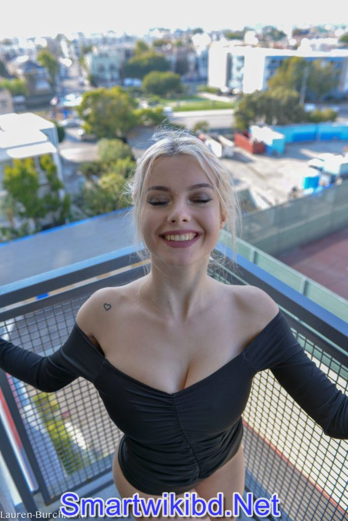 OnlyFans Model Youtuber Lauren Burch Nude Photos Leaked 2021
