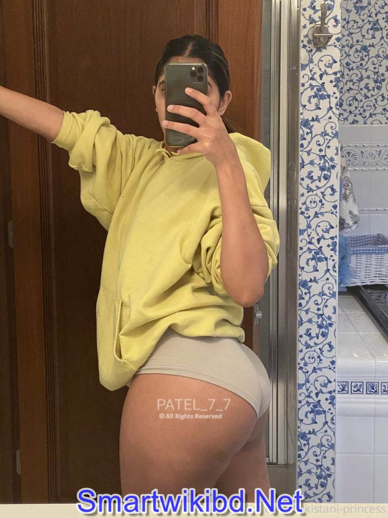 OnlyFans Pakistani Sex Pornstar Princess Nude Photos Leaked 2021
