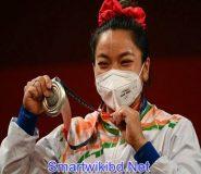 World Weightlifting Champion Mirabai Chanu Biography Wiki Bra Size Hot Photos