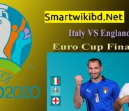 Watch Italy VS England Live Match Today Online | Euro Cup Final 2021