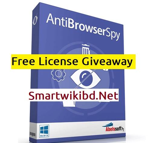 Download Abelssoft AntiBrowserSpy Pro Free License Giveaway 2021-2022
