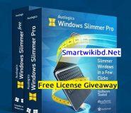 Download Auslogics Windows Slimmer Pro Free License Giveaway 2021