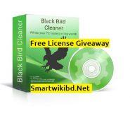 Download Black Bird Cleaner Pro Free License Giveaway 2021