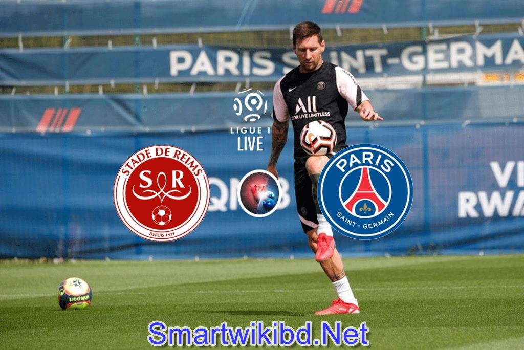 PSG vs Reims Watch Live Stream Online Free - How to Watch Messi's 1st Debut Match At Paris Saint-Germain