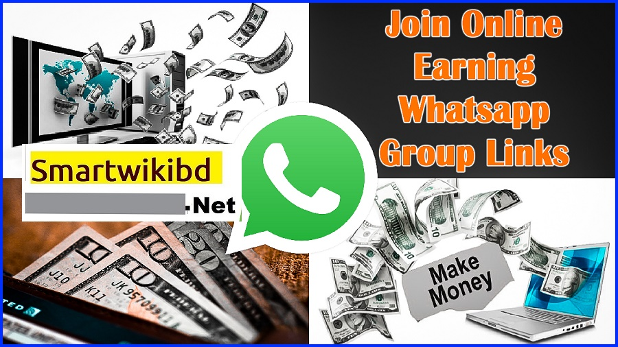 Top Active Real Earning WhatsApp Group Links List 2021