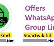 Top Active Real Offers WhatsApp Group Links List 2021