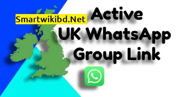Top Active Real UK WhatsApp Group Links List 2021