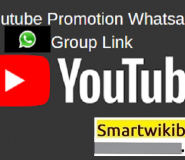 Top Active Real Youtube WhatsApp Group Links List 2021
