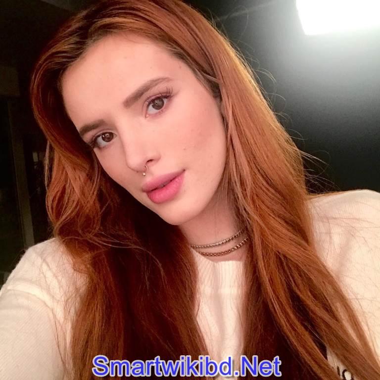 Actress Bella Thorne Biography Wiki Bra Size Hot Photos 2021