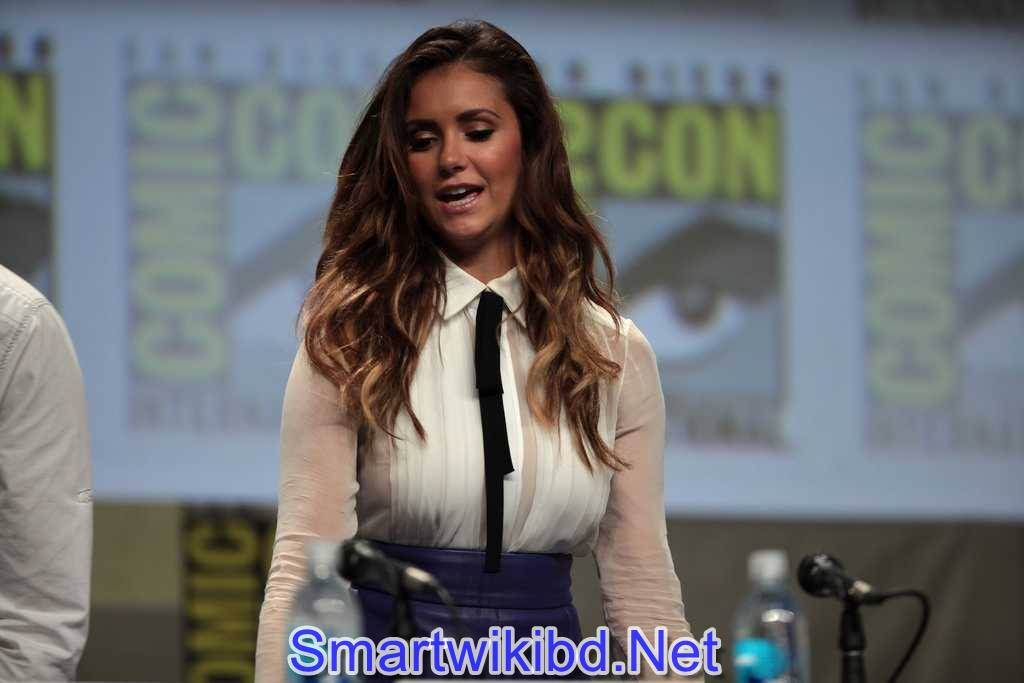 Actress Nina Dobrev Biography Wiki Bra Size Hot Photos 2021