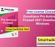 Download ZoneAlarm Pro Antivirus Free License Giveaway 2021-2022