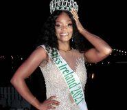 Miss Ireland Pamela Uba Biography Wiki Bra Size Hot Photos