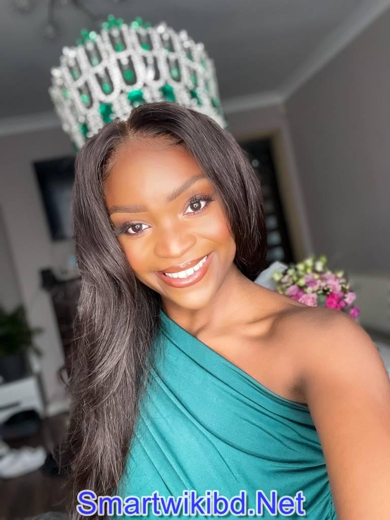 Miss Ireland Pamela Uba Biography Wiki Bra Size Hot Photos 2021-2022