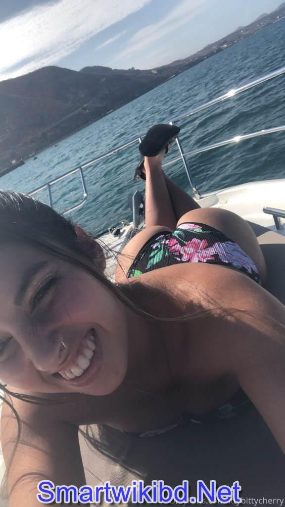 OnlyFans Candian Sex Pornstar Cherry Aka Miya Nude Photos Leaked 2021-2022