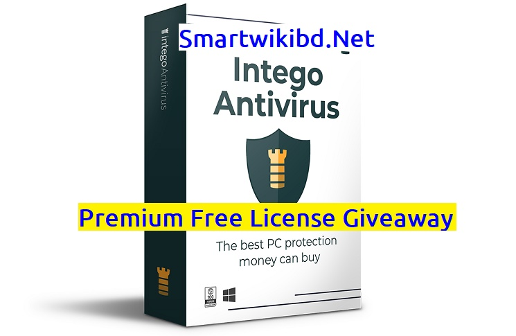 Download Intego Antivirus Premium Free License Giveaway 2021-2022-Smartwikibd.Net