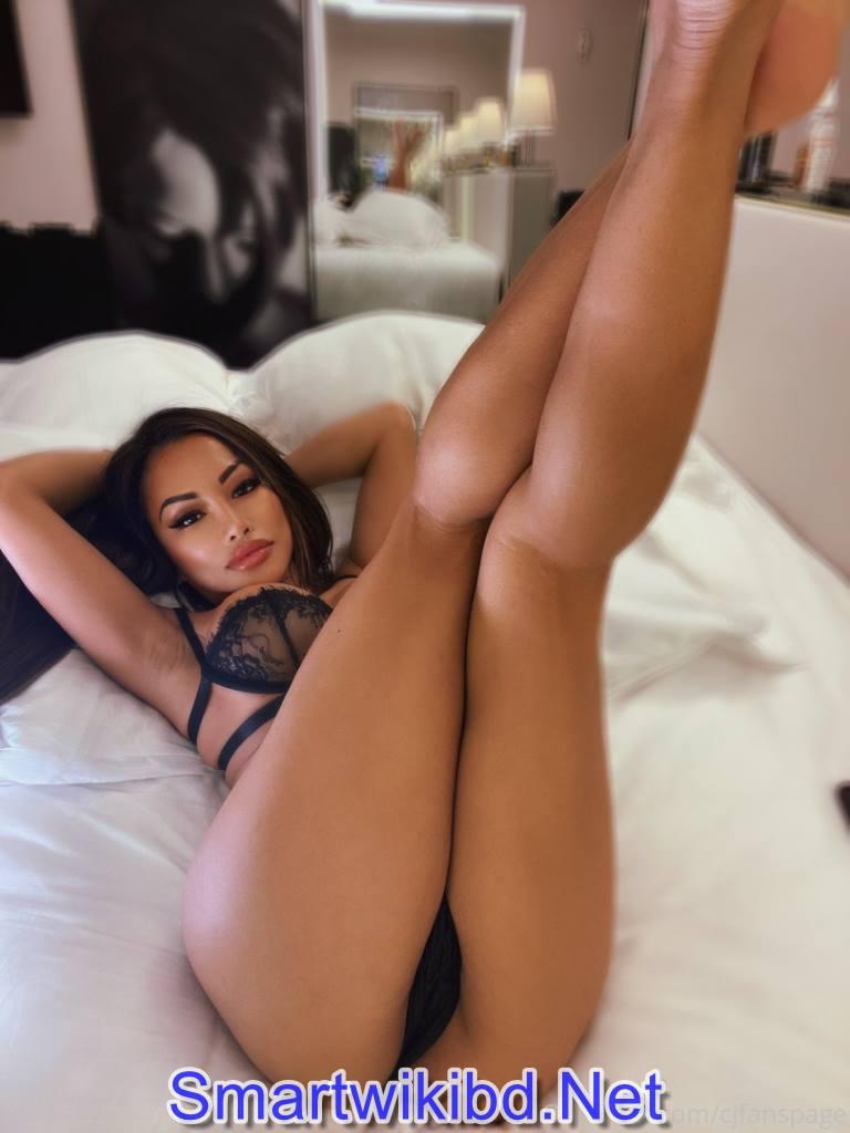 OnlyFans American Sex Pornstar CJ Miles Nude Photos Leaked 2021