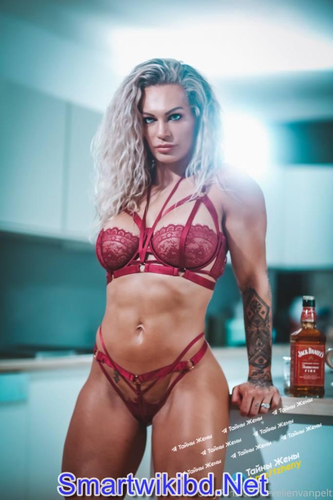 OnlyFans American Sex Pornstar Evelien van Pelt Nude Photos Leaked 2021