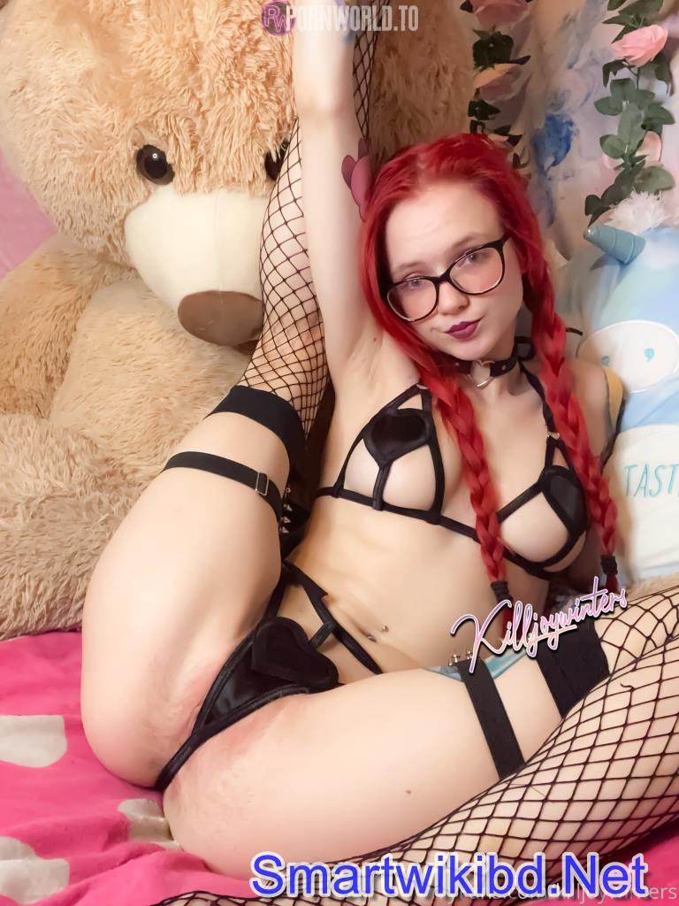 OnlyFans American Sex Pornstar Killjoywinters Nude Photos Leaked 2021