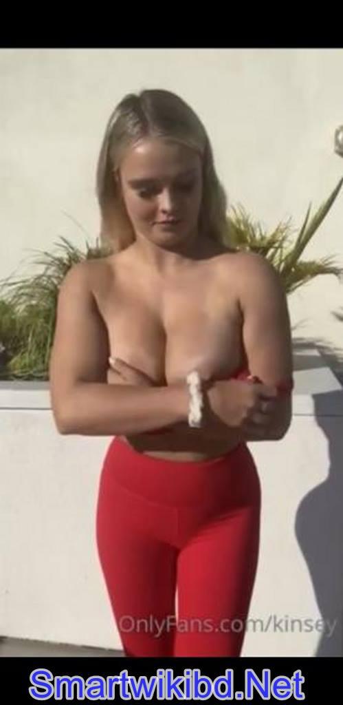 OnlyFans American Sex Pornstar Kinsey Wolanski Nude Photos Leaked 2021